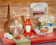 Irina Sztukowski - Breakfast at Copper Skillet