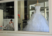Suzanne Gaff - Bridal Diaries - The Dress