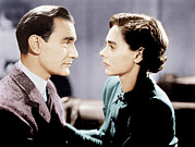 Ev-in Metal Prints - Brief Encounter, From Left Trevor Metal Print by Everett