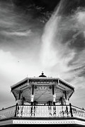 Infer Prints - Brighton Bandstand - Infrared Photography Print by Steven Cragg