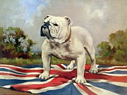 English School - British Bulldog