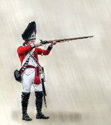 Randy Steele - British Revolutionary War Soldier...