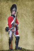 Randy Steele - British Soldier American Revolution