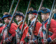 Randy Steele - British Soldiers March to Fort Pitt