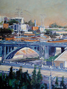 Richard  Willson - Broadway Bridge