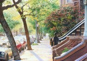 Daniel Dayley - Brooklyn Sidewalk II