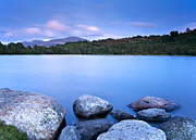 Summer Squall Prints - Brynteg Lake Print by Michael Stretton