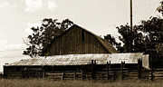 Barry Jones - Byhalia Road Barn-Vintage