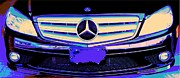 2009 Digital Art Prints - C300-CRC2012-Benz-PSY-101 Print by Chuck Re