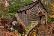 Cable Mill Fine Art Print by Charles Warren