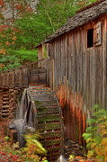 Cable Mill Ii Fine Art Print by Charles Warren