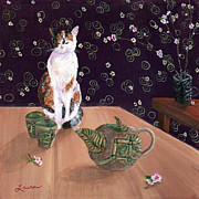 Laura Iverson - Calico Tea Meditation