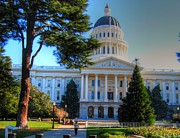 Barry Jones - California Capitol Building-2