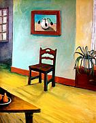 Michelle Calkins - Chair and Pears Interior