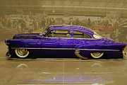 Custom Chev Photos - Chev Sled by Bill Dutting