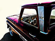 Restoration Digital Art Prints - Chevy Pickup Print by Douglas Pittman