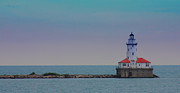Carolyn Stagger Cokley - Chicago Harbor Lighthouse