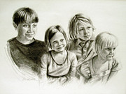 All - Childrens Portrait by Erin Rickelton