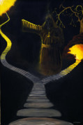 Continuation Posters - Chosen Path Poster by Brian Wallace