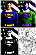 Saad Hasnain - Christopher Reeve - Our Man Of Steel...