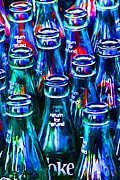 Wingsdomain Art and Photography - Coca-Cola Coke Bottles - Return For...