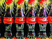 Wingsdomain Art and Photography - Coca Cola Coke Bottles