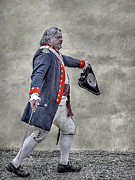 Randy Steele - Continental Army Officer with Sword