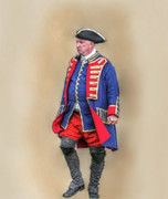 Randy Steele - Continental Officer American Revolution