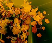 RC DeWinter - Corner in Green and Gold
