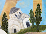 Cyprus - Cyprus Church of Saint Andronikos by Augusta Stylianou