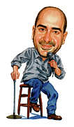 Standup Prints - Dave Attell Print by Art
