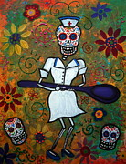 Pristine Cartera Turkus - Day Of The Dead Nurse