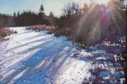 Larry Seiler - Deer Tracks Snowy River