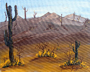 Barbara Griffin - Desert View