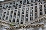 Jim Vansant - Detroit Central Train Station 10
