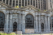 Jim Vansant - Detroit Central Train Station 6