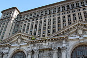 Jim Vansant - Detroit Central Train Station 9