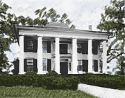 Lianne Schneider - Dodd House Georgia Plantation