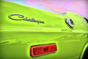Gordon Dean II - Dodge Challenger in Sublime Green