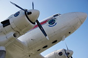 Douglas Dc-3 Framed Prints - Douglas DC-3  Framed Print by Jeff Lowe