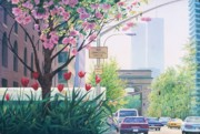 Daniel Dayley - Downtown in Bloom