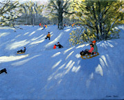 Andrew Macara - Early snow