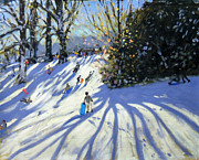 Andrew Macara - Early snow Darley Park