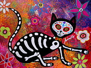 Pristine Cartera Turkus - El Gato 2 Day Of The Dead