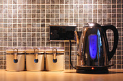 Simon Bratt Photography - Electric kettle and cup