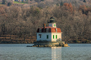 Clarence Holmes - Esopus Meadows Lighthouse I