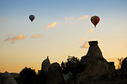 RicardMN Photography - Fairy chimneys and balloons
