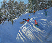 Andrew Macara - Falling off the Sledge