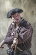Randy Steele - First Line of Defense The Frontiersman