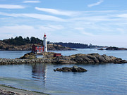 Marilyn Wilson - Fisgard Lighthouse